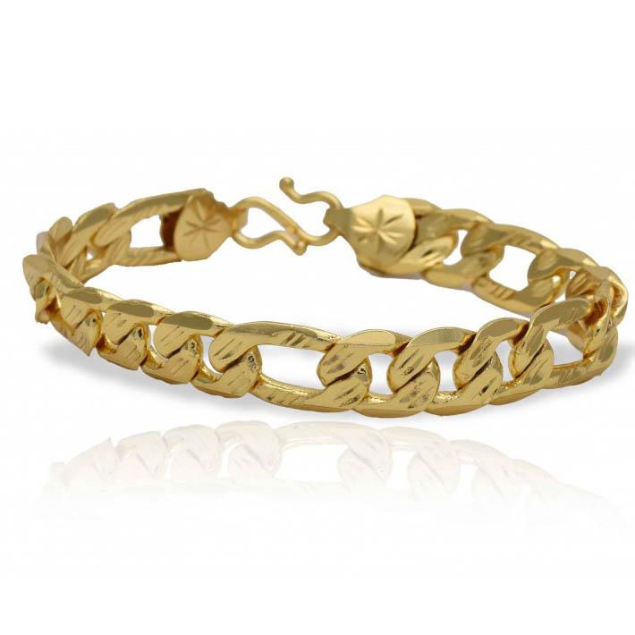 Gent's thick bracelet